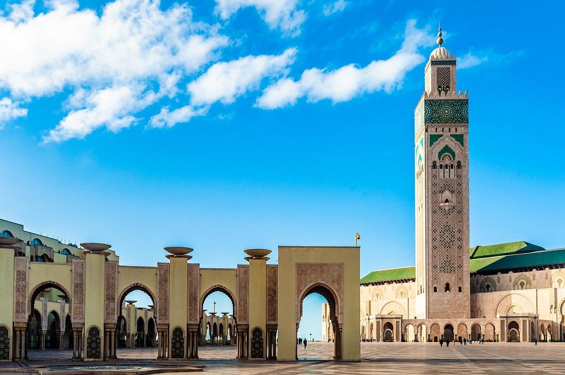casablanca mosquée