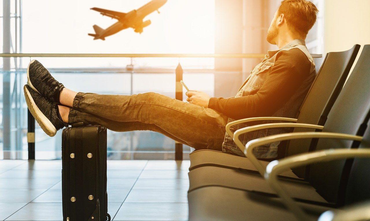 détente aéroport